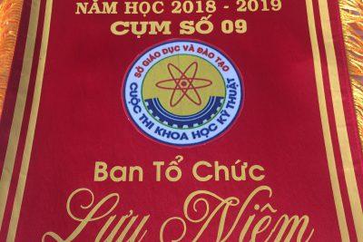 Cuộc thi Khoa học, Kĩ thuật dành cho học sinh trung học năm 2018-2019 cụm 9 tỉnh Đắk Lắk